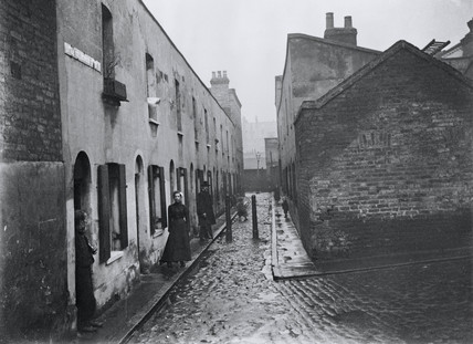 Little Collingwood Street:1890-1907