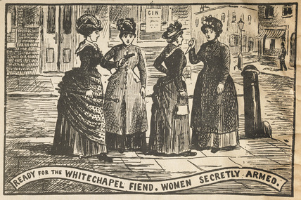 Ready for the Whitechapel Fiend: 1888
