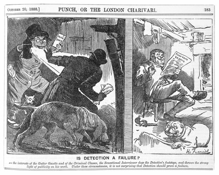 Is Detection a Failure?: 1888