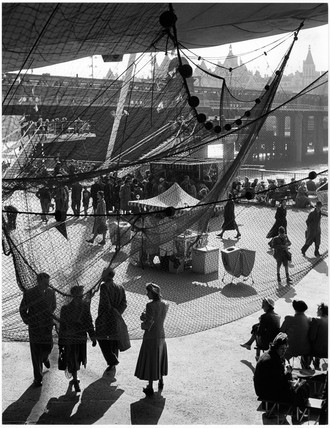 Sea and Ships pavilion at the Festival of Britain, 1951