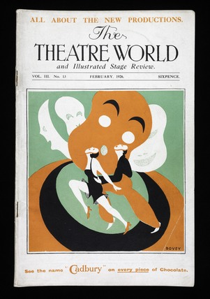 The Theatre World and illustrated stage review, Issue no.13