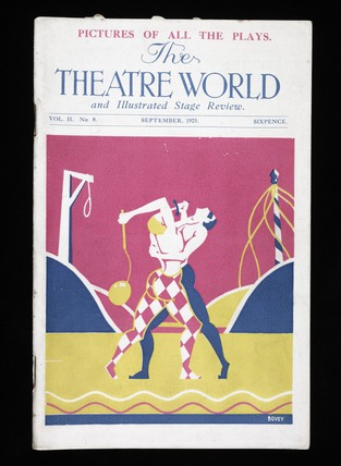 The Theatre World and illustrated stage review, Issue no.8