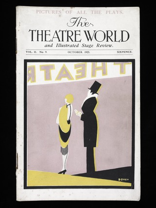 The Theatre World and illustrated stage review, Issue no.9