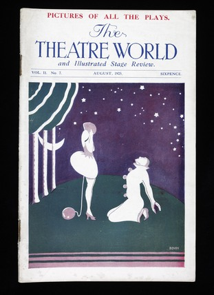 The Theatre World and illustrated stage review, Issue no.7