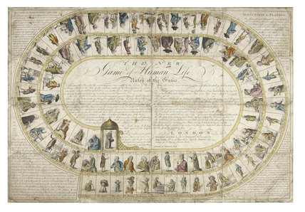 The Game of Life; 1790