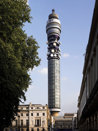 The B T Tower; 2007