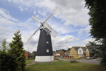 Shirley Windmill; 2009