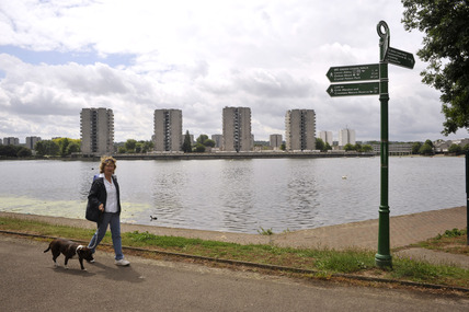 Thamesmead Housing Estate; 2009