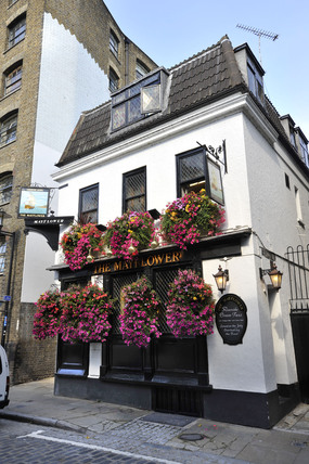 The Mayflower Pub, Rotherhithe; 2009