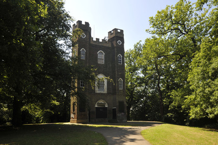 Severndroog Castle, Shooters Hill; 2009