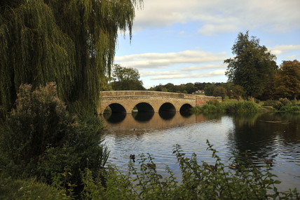 Five Arches Bridge, Foots Cray Meadows; 2009
