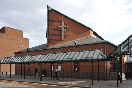 The United Reformed Church Bromley; 2009