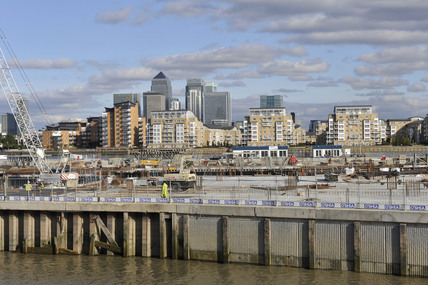 Development in Deptford Creek; 2009