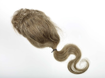 Wig for artist's lay figure: 18th century