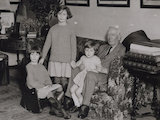 Herbert Henry Asquith, 1st Earl of Oxford and Asquith and his grandchildren