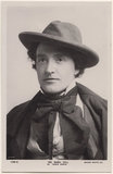 Basil Gill as Edwin Drood in 'The Mystery of Edwin Drood'