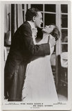 Basil Sydney (Basil Nugent) and Doris Keane in 'Roxana'