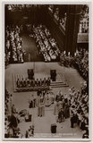 'The Coronation of King George VI, Westminster Abbey'
