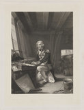 Nelson at Prayer, on going into battle at Trafalgar (Horatio Nelson)