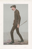 "James Braid ('Men of the Day. No. 1071. ""Jimmy.""')"