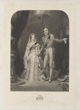 The Bridal Morn (Queen Victoria; Prince Albert of Saxe-Coburg-Gotha)