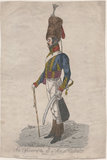 Francis Forrester ('An officer of the 15th, or Kings Hussars. Taken from life')
