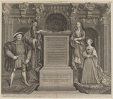 King Henry VIII; King Henry VII; Elizabeth of York; Jane Seymour