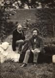 Sir Edward Burne-Jones; William Morris