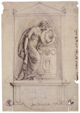 William Mason (design for Mason's monument in Westminster Abbey)