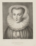 Fictitious portrait called Mary, Queen of Scots