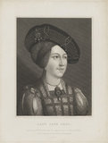 Anne, Queen of Hungary wrongly identified as Lady Jane Grey
