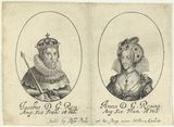 King James I of England and VI of Scotland; Anne of Denmark