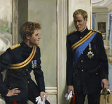 Prince William, Duke of Cambridge; Prince Harry, Duke of Sussex