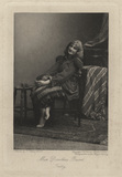 Dorothea Baird (Mrs H.B. Irving) as Trilby