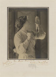 Nellie Melba as Marguerite in 'Faust