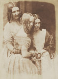Jane Webster (née Binny); Justine Gallie (née Monro); Mrs Marrable (née Binny)