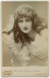 Mary Anderson (Mrs de Navarro) as Juliet in 'Romeo & Juliet'