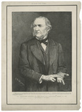 William Ewart Gladstone ('Mr. Gladstone speaking on the Transvaal difficulty, March 16, 1883')