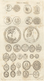 English Medals