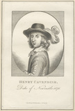 Henry Cavendish, 2nd Duke of Newcastle-upon-Tyne