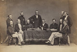 The Supreme Indian Council, Simla, 1864
