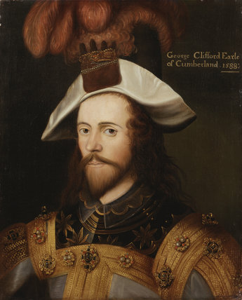 George Clifford, 3rd Earl of Cumberland