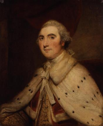 William Petty, 1st Marquess of Lansdowne (Lord Shelburne)