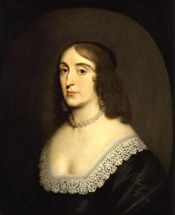 Princess Elizabeth, Queen of Bohemia and Electress Palatine