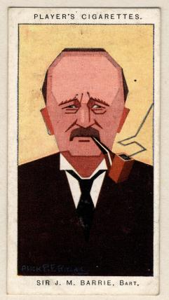 j m barrie by alexander alick penrose forbes ritchie at art on