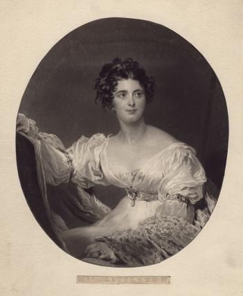 Hyacinthe Mary Littleton (née Wellesley), Lady Hatherton