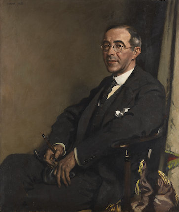 Sir Ernest John Pickstone Benn, 2nd Bt