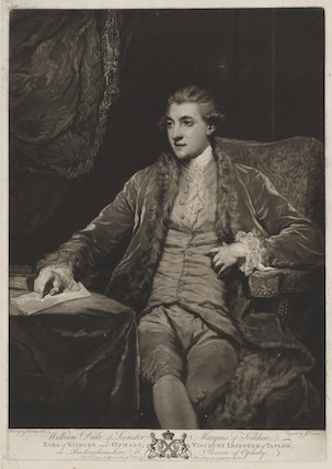 William Robert Fitzgerald, 2nd Duke of Leinster