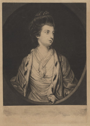 Elizabeth Kerr (née Fortescue), Marchioness of Lothian