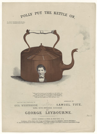 George Leybourne